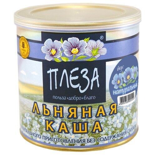 Фото - ПЛЕЗА Каша льняная вкус Натуральный, 400 г наша льняная каша смородиновая 400 г