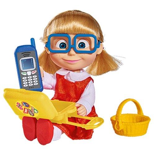 Купить Кукла Simba Даша 12 см 9301013, Куклы и пупсы