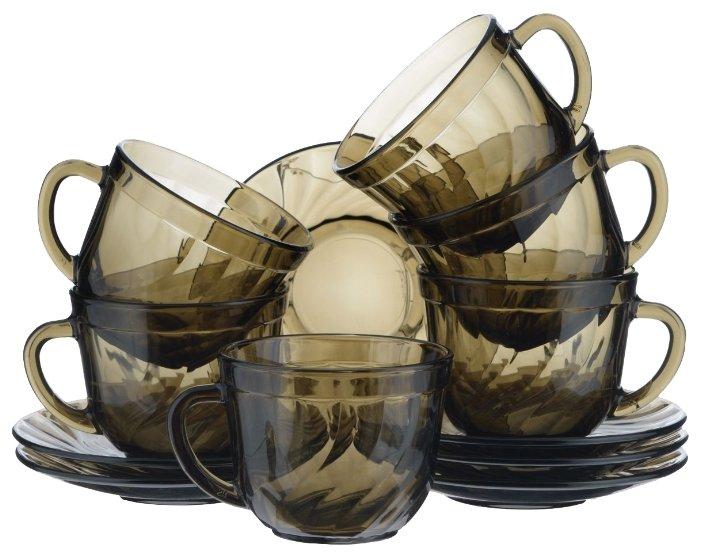 Чайный сервиз Luminarc Ocean Eclipse 12 предметов H9147