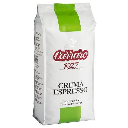 цена на Кофе в зернах Carraro Crema Espresso, арабика/робуста, 1 кг