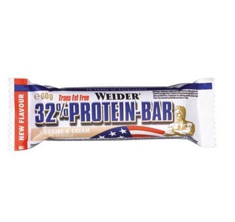 Weider протеиновый батончик 32% (60 г)(1 шт.)