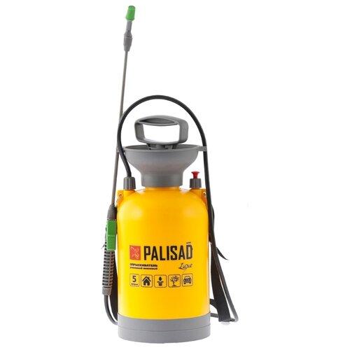 Опрыскиватель PALISAD Luxe 64757 5 л желтый