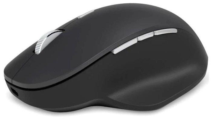 Купить Беспроводная мышь Microsoft Surface Precision Black Bluetooth по низкой цене с доставкой из Яндекс.Маркета (бывший Беру)