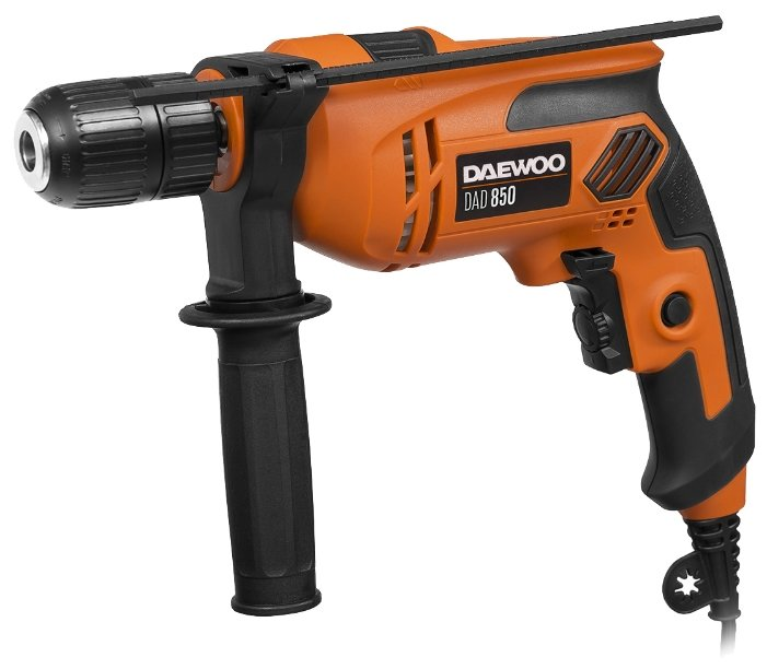 Дрель ударная Daewoo Power Products DAD850 850 Вт