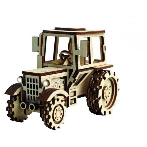 Сборная модель Lemmo Трактор (00-8)