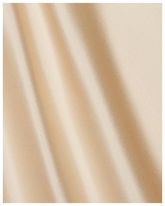 Портьерная штора ARCO DORO жаккард, светло-коричневый, 200х260