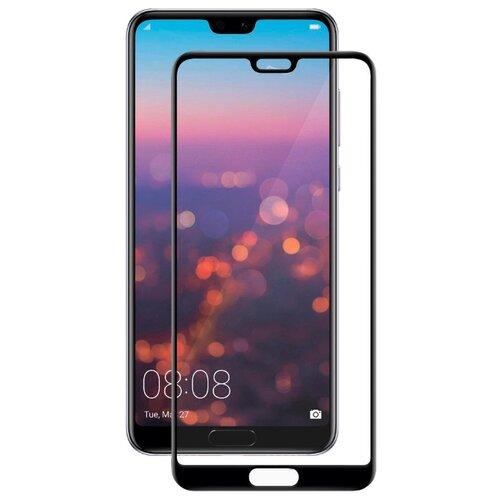 Защитное стекло Media Gadget 3D Full Cover Tempered Glass для Huawei P20 черный