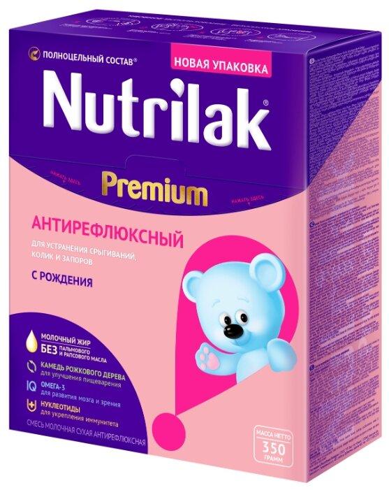 Nutrilak Смесь сухая молочная антирефлюксная 350 грамм