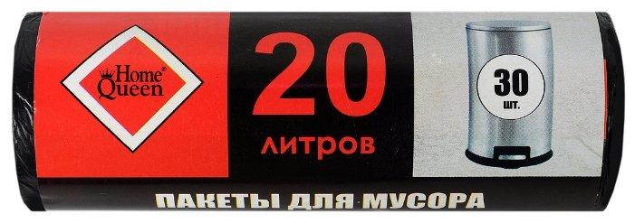 Мешки для мусора HomeQueen 56570 20 л (30 шт.)