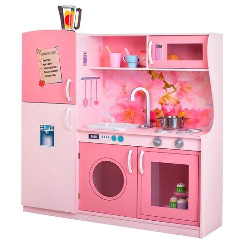 Купить Кухня PAREMO PK218/PK218-01/PK218-02/PK218-03/PK218-04/PK218-05/PK218-06/PK218-07 розовый, Детские кухни и бытовая техника