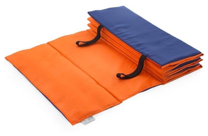 Коврик (ДхШ) 180х60 см Indigo SM-042 оранжевый/синий