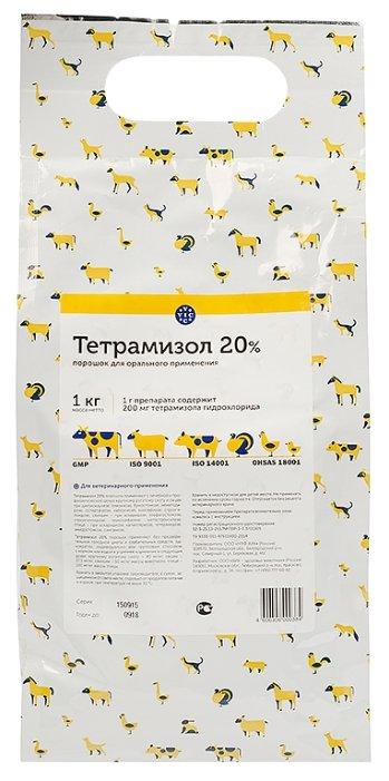 ВИК - здоровье животных Тетрамизол порошок 20% 1000 г