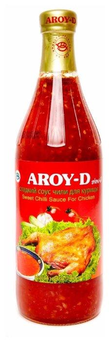 Соус Aroy-D сладкий чили для курицы, 920 г.