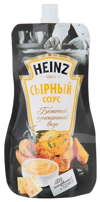 Соус Heinz Сырный, 230 г
