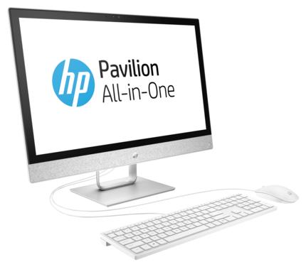 """Моноблок 23.8"""" HP Pavilion 24-r104ur (4GU09EA)"""