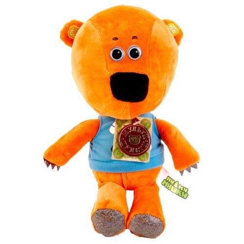 Мягкая игрушка Мульти-Пульти Ми-ми-мишки Медвежонок Кеша 25 см в пакете мягкая игрушка мульти пульти попугай кеша 18 см