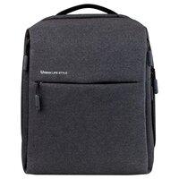 Рюкзак Xiaomi City Backpack 15.6 dark grey