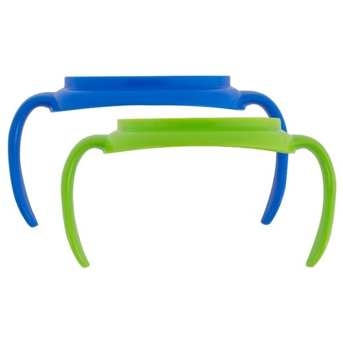 Ручки Dr. Browns для чашек (TC070/TC071) голубой / зеленыйПоильники<br>