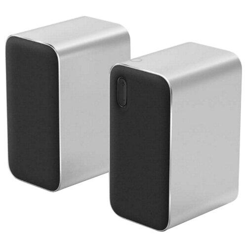 Портативная акустика Xiaomi Bluetooth Wireless Computer Speaker silver