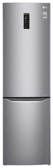 Холодильник LG GA-B499 SMQZ