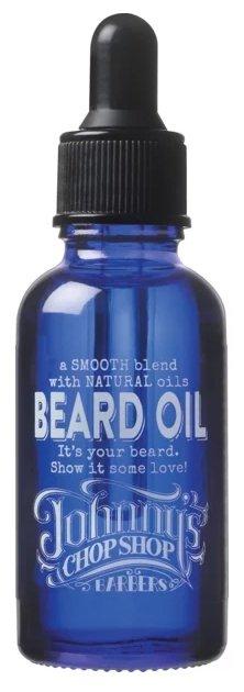JOHNNY S CHOP SHOP Масло для бороды Beard Oil