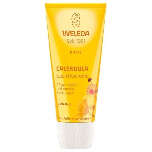 Купить Weleda Детский крем для лица с календулой 50 мл, Уход за кожей