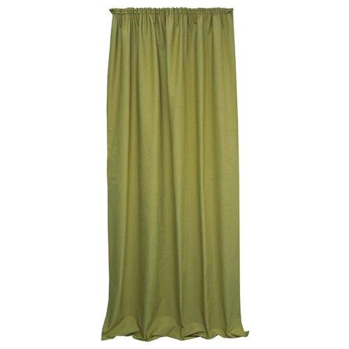 Комплект Kauffort Hosta на тесьме 280 см зеленый