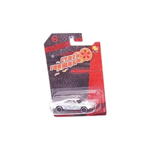 Купить Легковой автомобиль ABtoys Супер гонщик (C-00233) 1:64, Машинки и техника