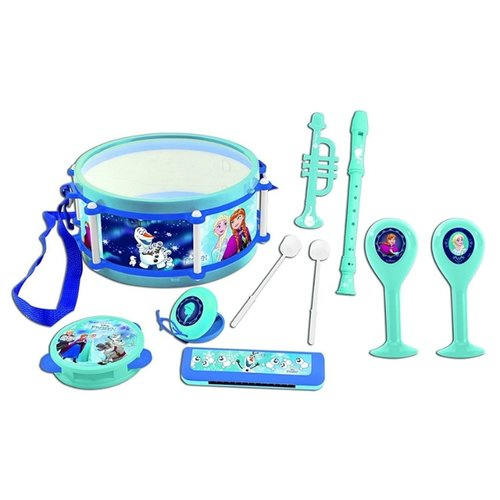 Lexibook набор инструментов Холодное Сердце K360FZ голубой/синий