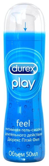 Гель-смазка Durex Play Feel длительного действия