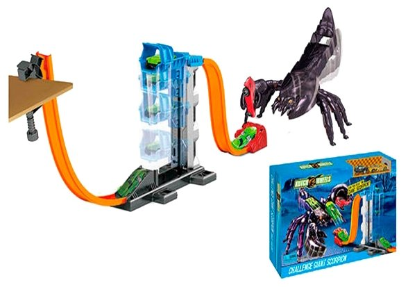 Трек TONG DE Kutch Wheels Challenge Giant Scorpion (S8828)
