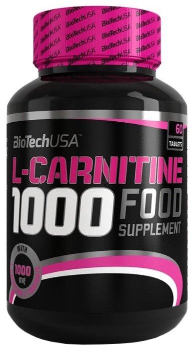 BioTech L-карнитин 1000 (60 шт.)