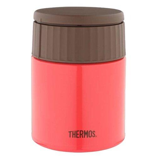 Термос для еды Thermos JBQ-400, 0.4 л красный