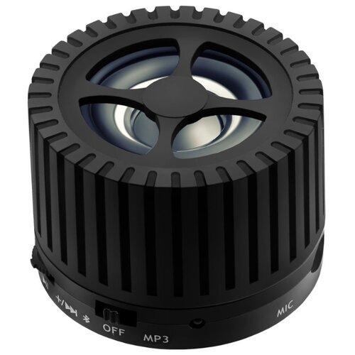 Портативная акустика Ginzzu GM-988 черный портативная акустика ginzzu gm 988r