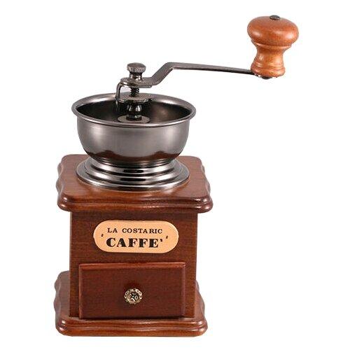 Фото - Кофемолка GIPFEL Volans 9230, коричневый кофемолка