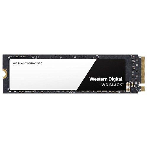 Твердотельный накопитель Western Digital WD Black NVMe SSD 1 TB (WDS100T2X0C)
