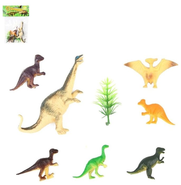 Фигурки Игруша Динозавры HD-1496599