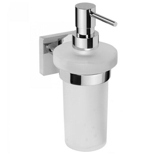 Дозатор для жидкого мыла BEMETA Beta 132109017, белый/хром дозатор для жидкого мыла bemeta beta 132109102 белый хром