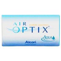 Air Optix (Alcon) Aqua (6 линз)
