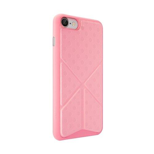 Чехол-накладка Ozaki OC777 для Apple iPhone 7/iPhone 8 розовый