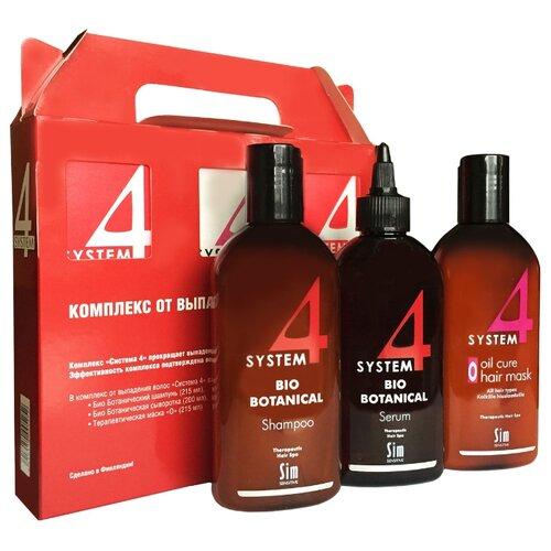 Набор Sim Sensitive Комплекс от выпадения волос System 4 standartНаборы<br>