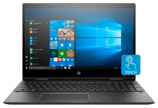 HP Ноутбук HP Envy 15-cn0011ur x360 (Intel Core i7 8550U 1800 MHz/15.6