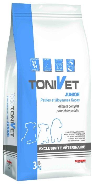 Корм для собак Bab'in (3 кг) Tonivet Junior Petites et Moyennes Races