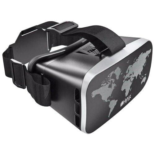 Очки виртуальной реальности HIPER VRW черный