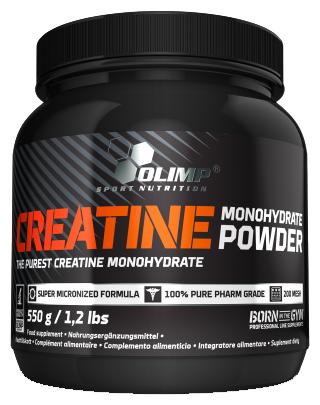 Креатин Olimp Monohydrate Powder (550 г)