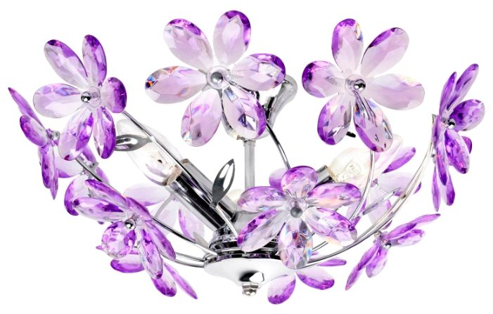 Люстра Globo Lighting Purple 5142, E14, 120 Вт