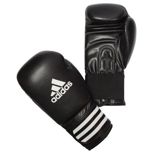Боксерские перчатки adidas Performer черный 10 oz боксерские перчатки venum challenger 2 0 черный белый вес 10 унций
