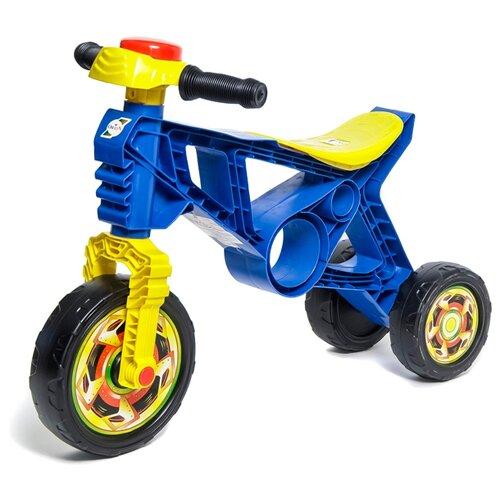 Каталка-толокар Orion Toys 171 синий каталка толокар orion toys
