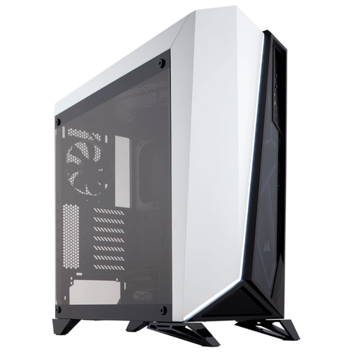 Компьютерный корпус Corsair Carbide Series SPEC-OMEGA Tempered Glass Black/white компьютерный корпус corsair carbide series spec 06 tg white