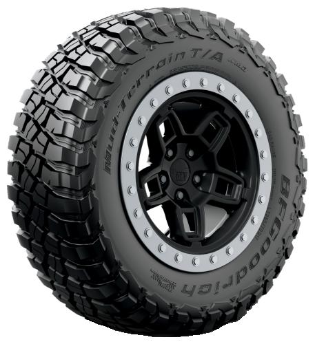 Автомобильная шина BFGoodrich Mud-Terrain T/A KM3 265/70 R17 121/118Q летняя